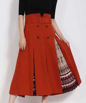 芸能人が恋はつづくよどこまでもで着用した衣装スカート