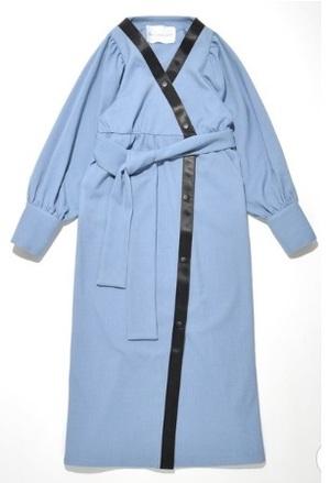芸能人がガールズクラフトで着用した衣装ワンピース