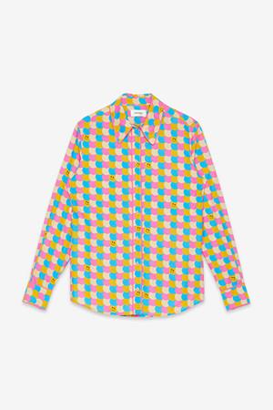 芸能人が日本人の3割しか知らないこと くりぃむしちゅーのハナタカ!優越館で着用した衣装シャツ / ブラウス