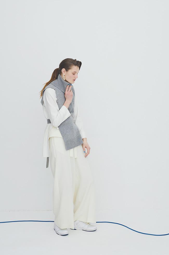 芸能人が世界一受けたい授業で着用した衣装ニット