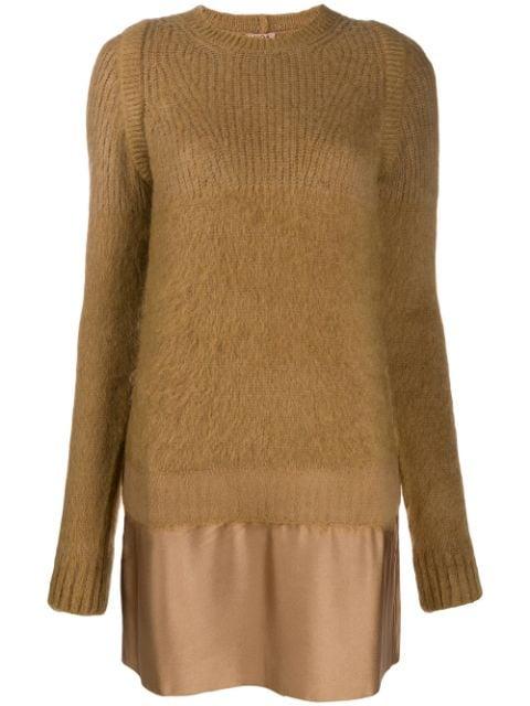 芸能人がナインティナインのシンデレラデートで着用した衣装ニット、スカート、シューズ