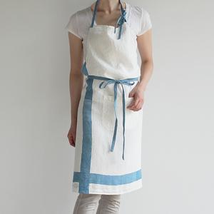 芸能人が隕石家族で着用した衣装エプロン