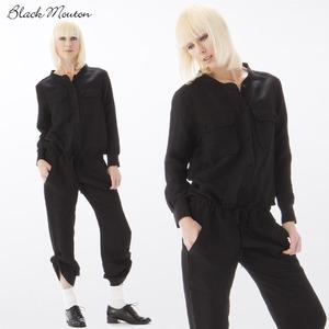 芸能人が女性特化Youtuberプロダクション3Minutで着用した衣装パンツ