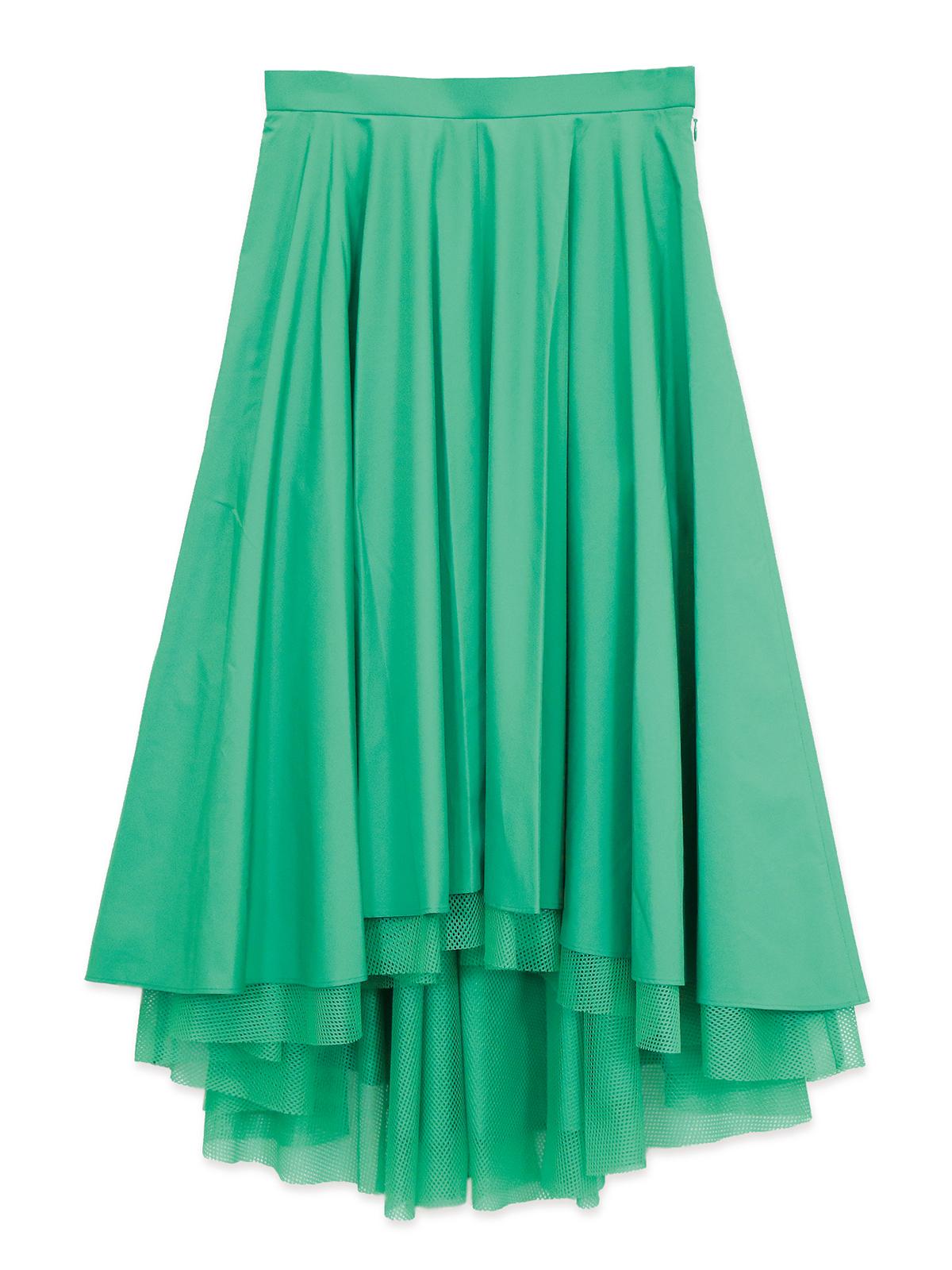 芸能人がオスカル!はなきんリサーチで着用した衣装スカート、ブラウス