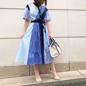 芸能人が春の祭典2020で着用した衣装ワンピース