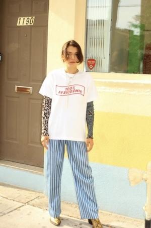 芸能人が世界一受けたい授業で着用した衣装カットソー、パンツ、アウター