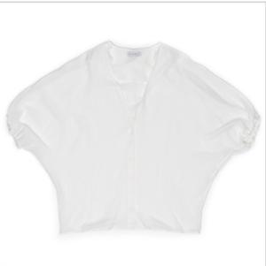 芸能人がモーニングサテライトで着用した衣装シャツ / ブラウス