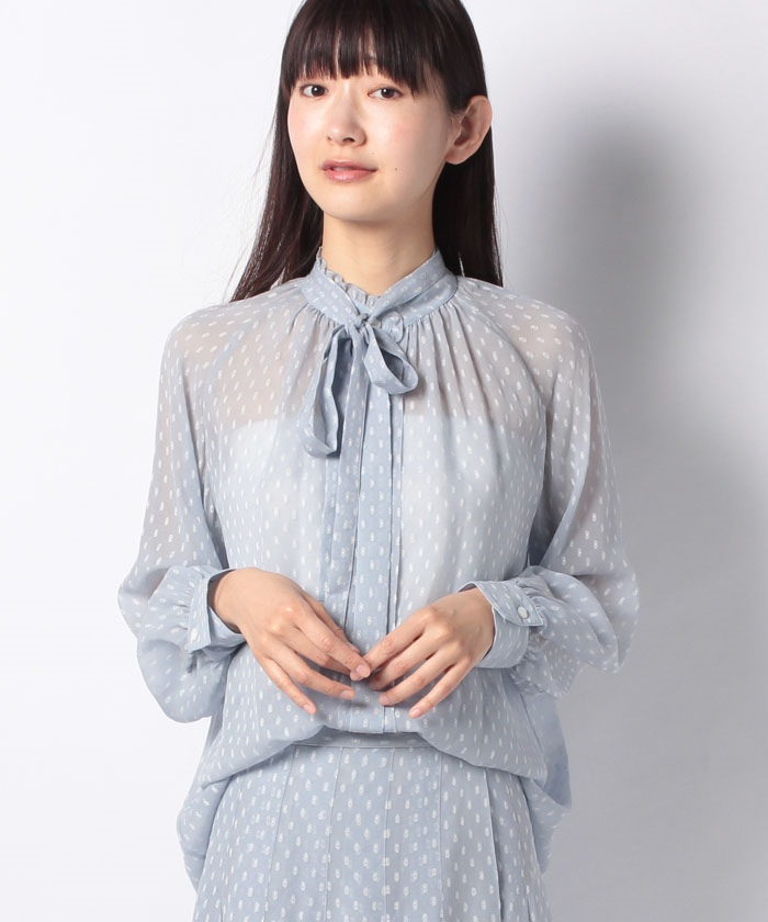 芸能人がLive News it!で着用した衣装シャツ / ブラウス