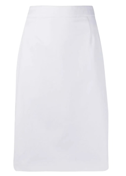 芸能人がFNN Live News αで着用した衣装スカート、カットソー