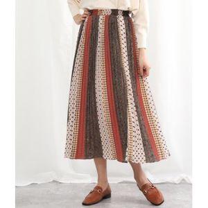 芸能人が隕石家族で着用した衣装スカート