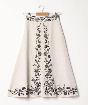 芸能人がひるおびで着用した衣装スカート