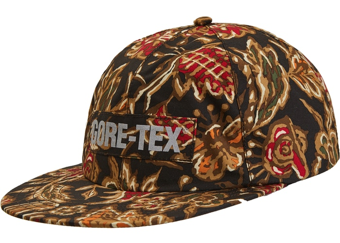SupremeのGORE-TEX 6-Panel Flower Print