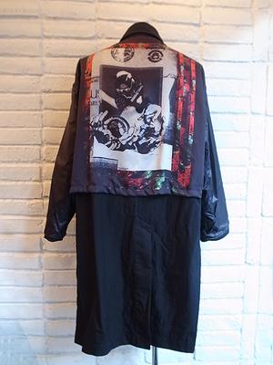 芸能人が美食探偵 明智五郎で着用した衣装コート