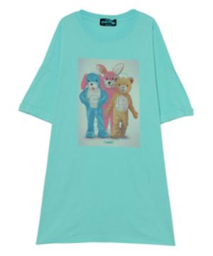芸能人がチート〜詐欺師の皆さん、ご注意ください〜で着用した衣装Tシャツ・カットソー