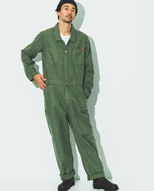 芸能人が未満警察 ミッドナイトランナーで着用した衣装オールインワン