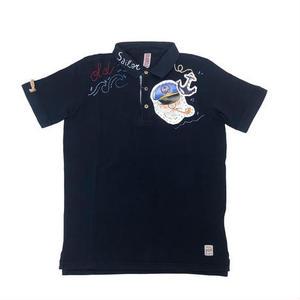 芸能人がMIU404で着用した衣装ポロシャツ