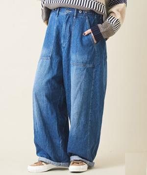 芸能人が妖怪シェアハウスで着用した衣装デニム