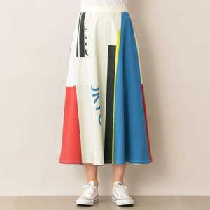 芸能人がInstagramで着用した衣装ロングスカート