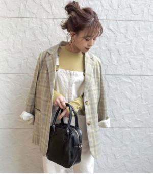 芸能人が赤ちゃんが欲しい2020秋 (主婦の友生活シリーズ)で着用した衣装テーラードジャケット