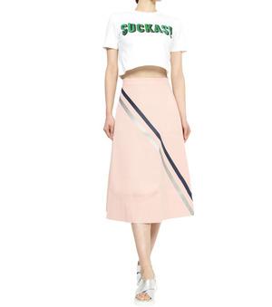芸能人が三井住友銀行カードローンのCM 遅刻編で着用した衣装シャツ / ブラウス