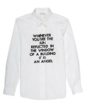 芸能人がCDTVで着用した衣装シャツ