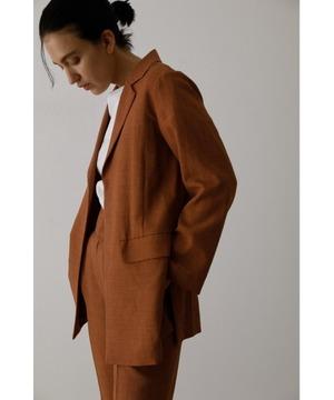 芸能人がメレンゲの気持ちで着用した衣装アウター、パンツ、シャツ