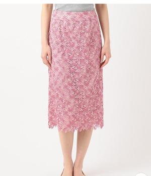 芸能人がおカネの切れ目が恋のはじまりで着用した衣装スカート