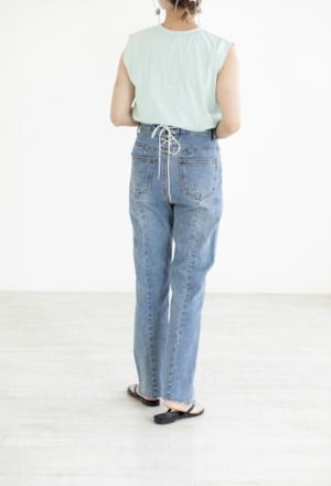 芸能人がいまドキッ!埼玉で着用した衣装デニムパンツ
