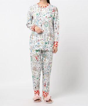 芸能人が#リモラブ ~普通の恋は邪道~で着用した衣装パジャマ