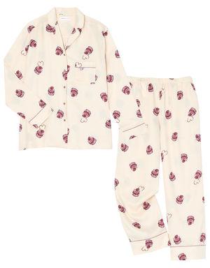 芸能人が極主夫道で着用した衣装パジャマ