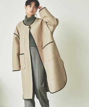 芸能人がZIP!で着用した衣装コート/スカート