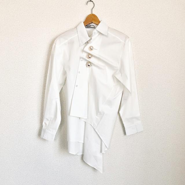 芸能人がアイアム冒険少年で着用した衣装シャツ / ブラウス