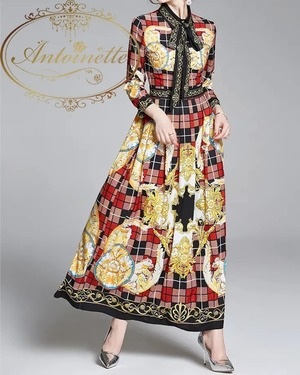 芸能人がルパンの娘で着用した衣装ワンピース