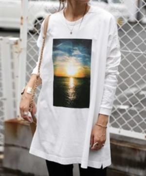 芸能人が七人の秘書で着用した衣装Tシャツ/カットソー