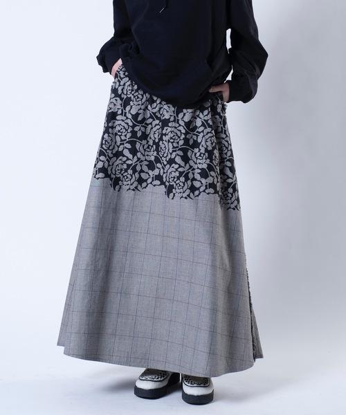 芸能人がインタビュー 検索大賞受賞で着用した衣装スカート