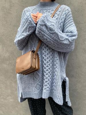 芸能人がABEMA Morningで着用した衣装ニット/セーター