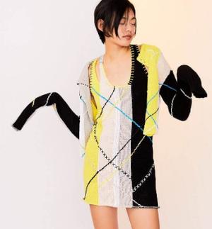 芸能人が逃げるは恥だが役に立つ ガンバレ人類!新春スペシャル!!で着用した衣装カーディガン