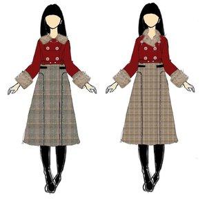芸能人が第71回NHK紅白歌合戦で着用した衣装アウター