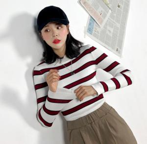 芸能人がシンデレラはオンライン中!で着用した衣装ニット/セーター