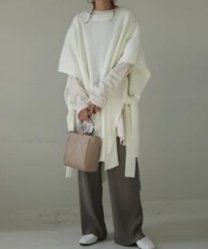 芸能人がその女、ジルバで着用した衣装ニット