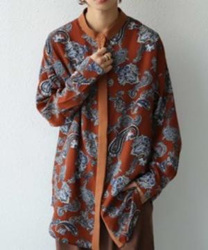 芸能人がノンストップ、いい物プレミアムで着用した衣装シャツ/ブラウス