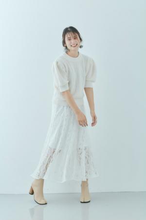 芸能人がマイルノビッチで着用した衣装スカート